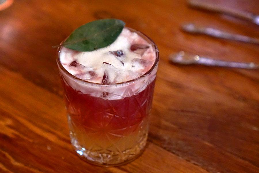 Rioja Sour