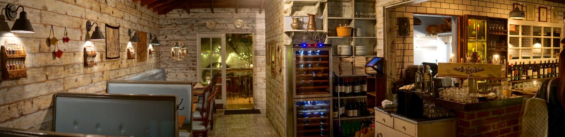 Bowery Bungalow Interior