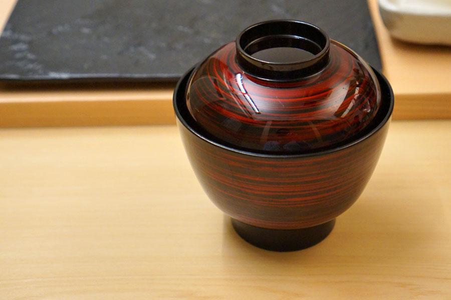 Hamaguri no Ushiojiru (Lidded)