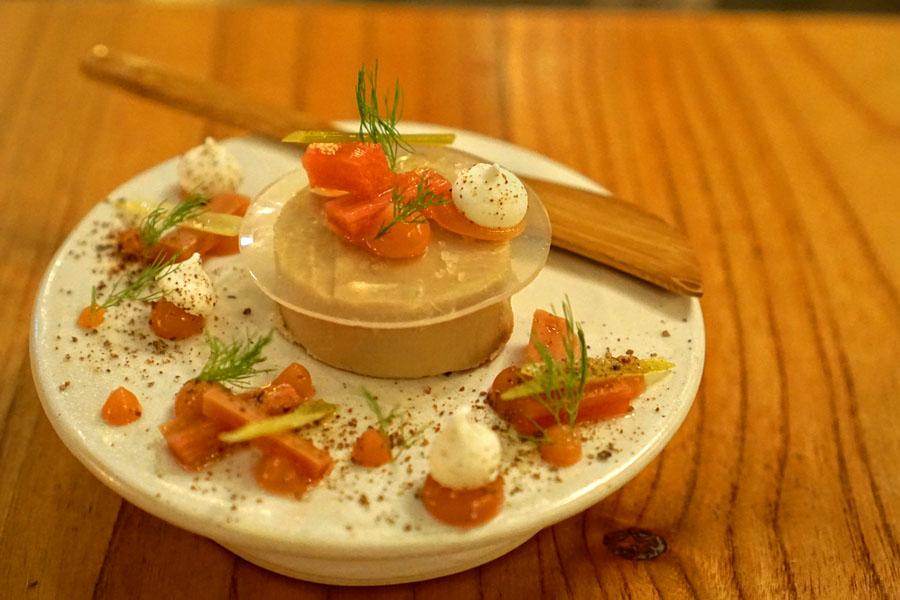 Foie Gras & Beignets