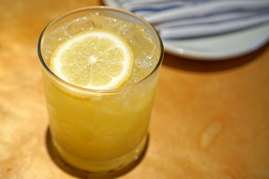 Mango Bramble