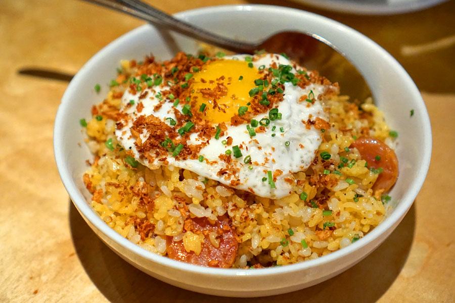 Hangover Fried Rice
