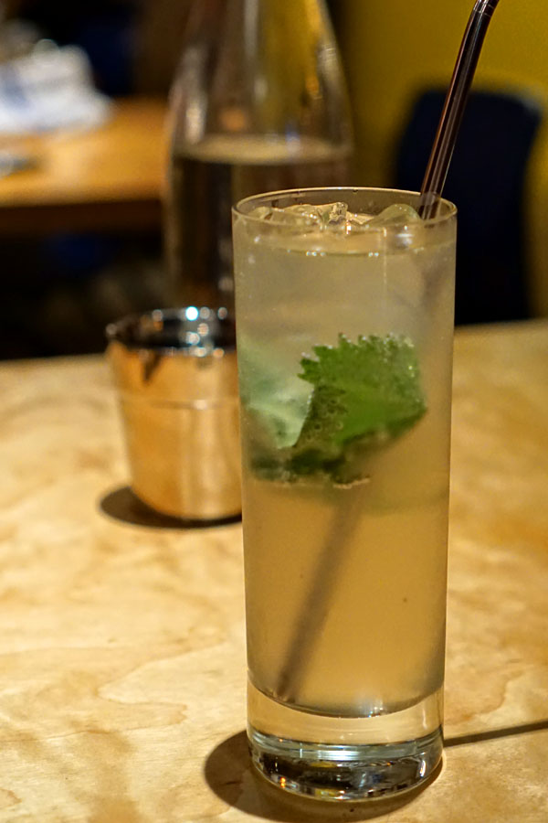 Shiso Highball