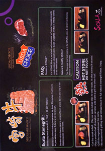 Scala Stonegrill Beef Instructions
