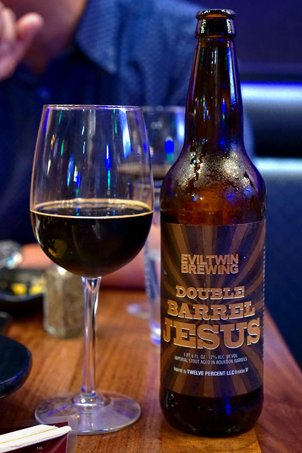 2015 Evil Twin Double Barrel Jesus