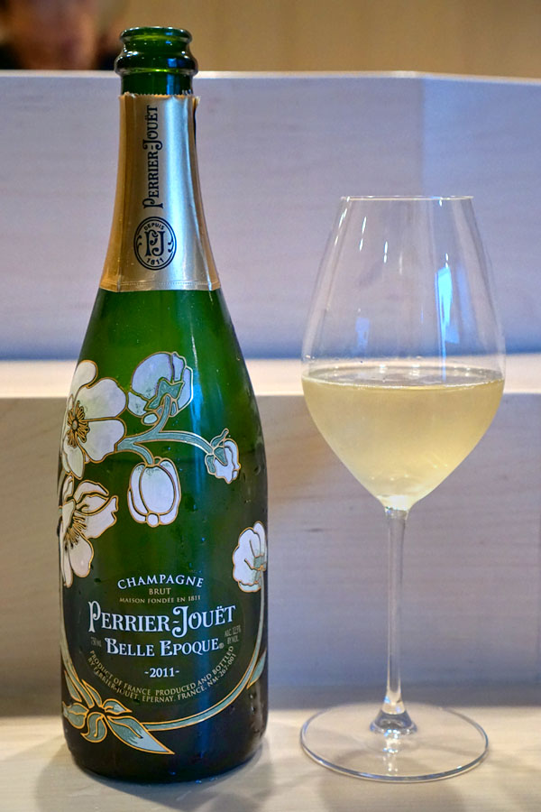 2011 Perrier-Jouët Champagne Belle Epoque