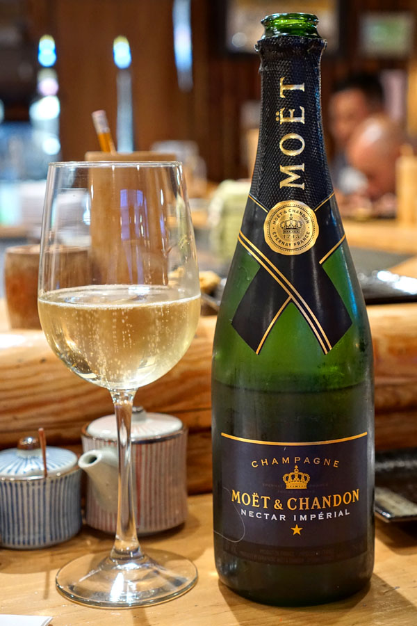 NV Moët & Chandon Champagne Nectar Imperial