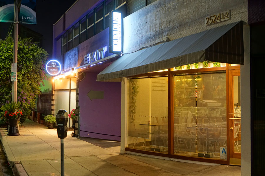 Ceviche Project Exterior