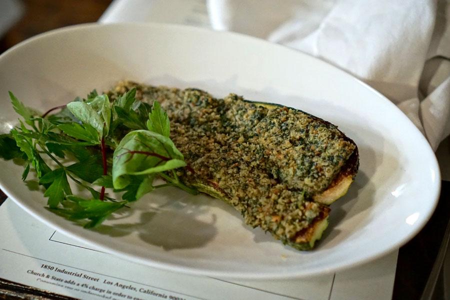 courgette provençale