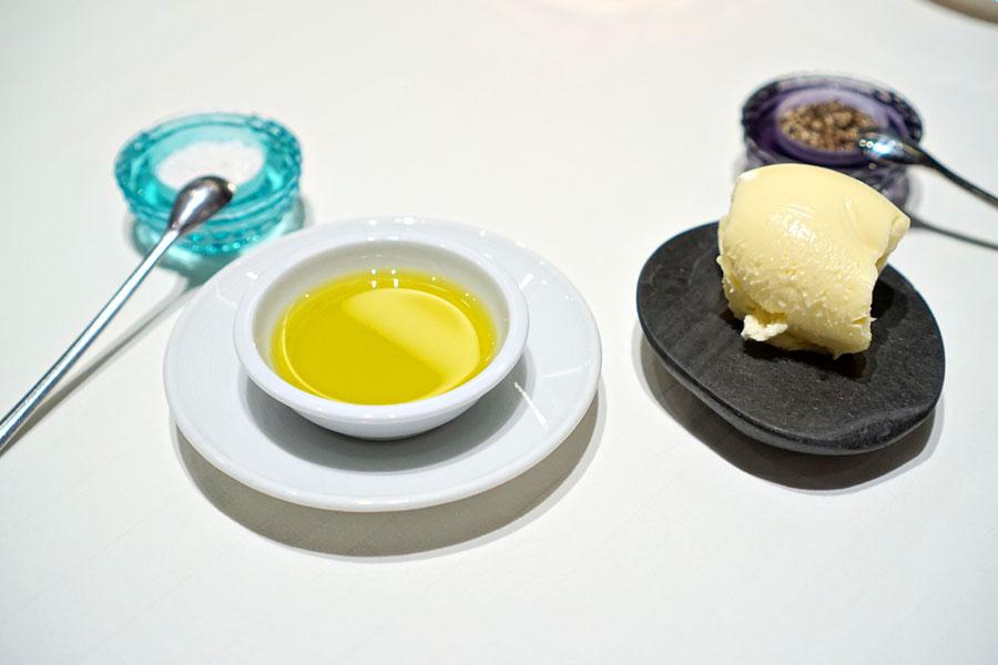 Provençal Olive Oil & Échiré Butter