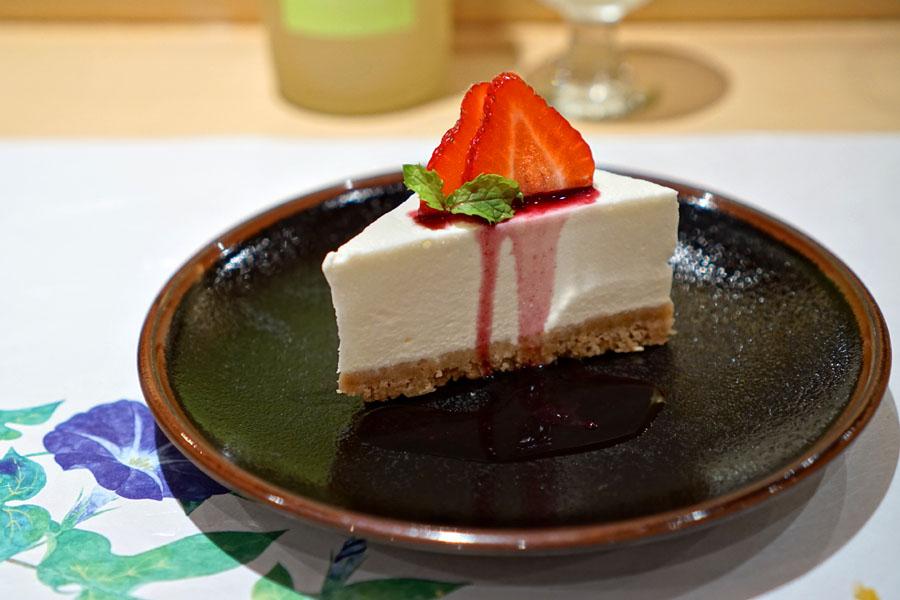 Sudachi Cheesecake