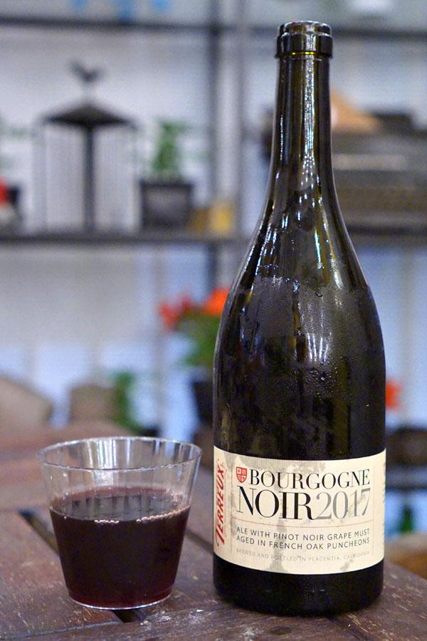 2017 The Bruery Terreux Bourgogne Noir