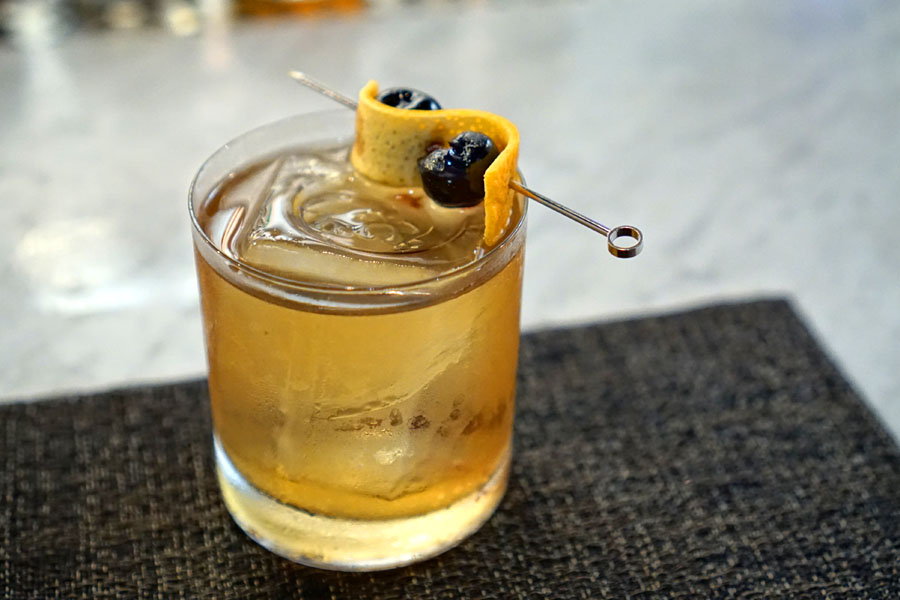 Peking Old Fashioned