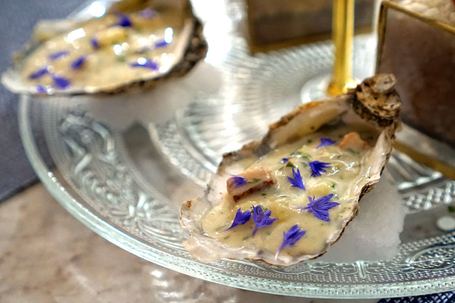 Shooting Point Salts Oyster
