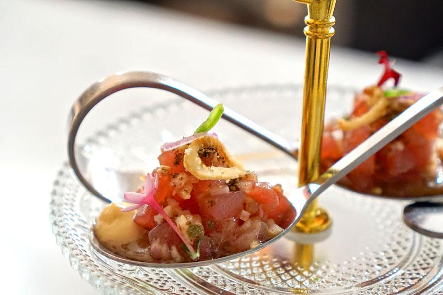 Tuna Spoon
