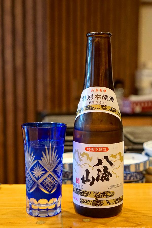 Hakkaisan 'Eight Peaks' Honjozo
