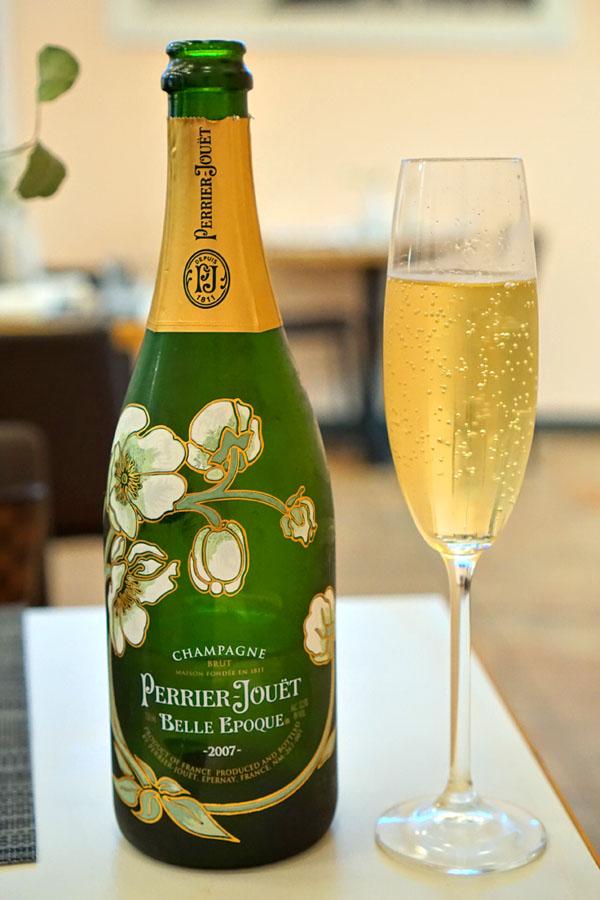 2007 Perrier-Jouët Champagne Belle Epoque