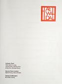 Haewah Dal Menu: Staff Listing