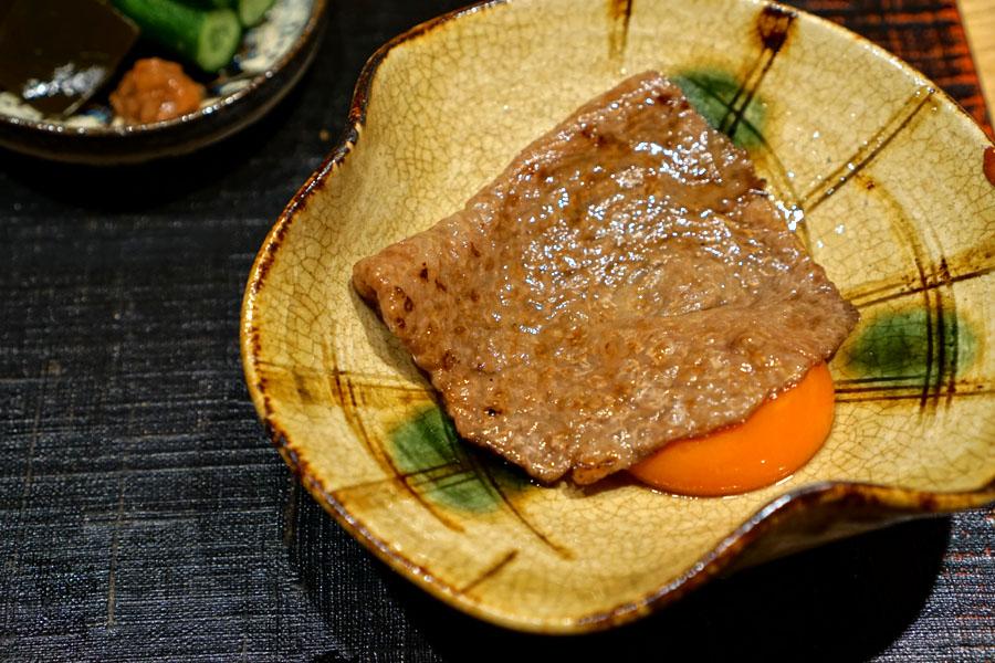 Shokuji (Sukiyaki)