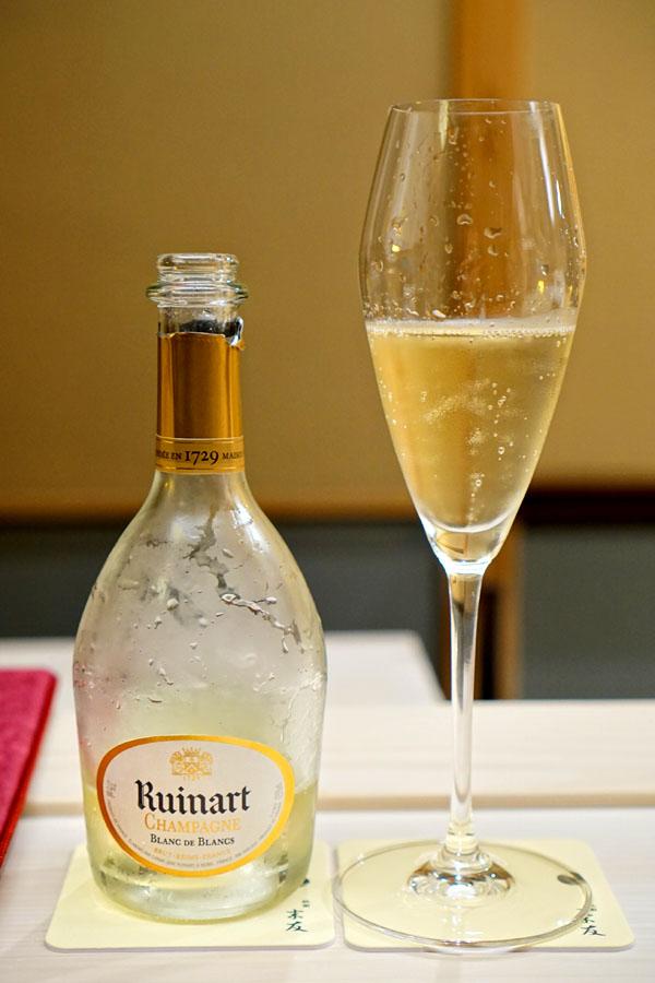NV Ruinart Champagne Blanc de Blancs Brut