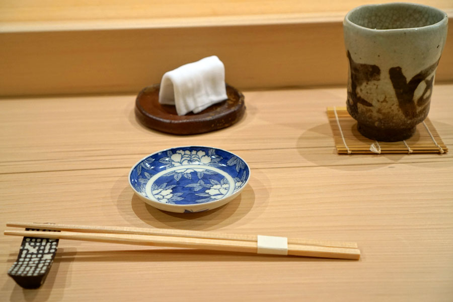 Kiyota Place Setting