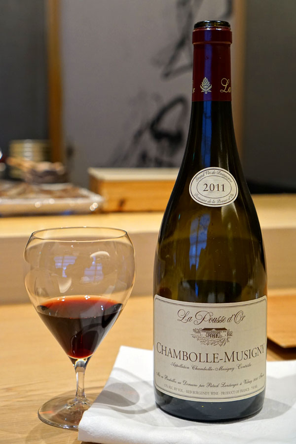 2011 La Pousse d'Or Chambolle-Musigny