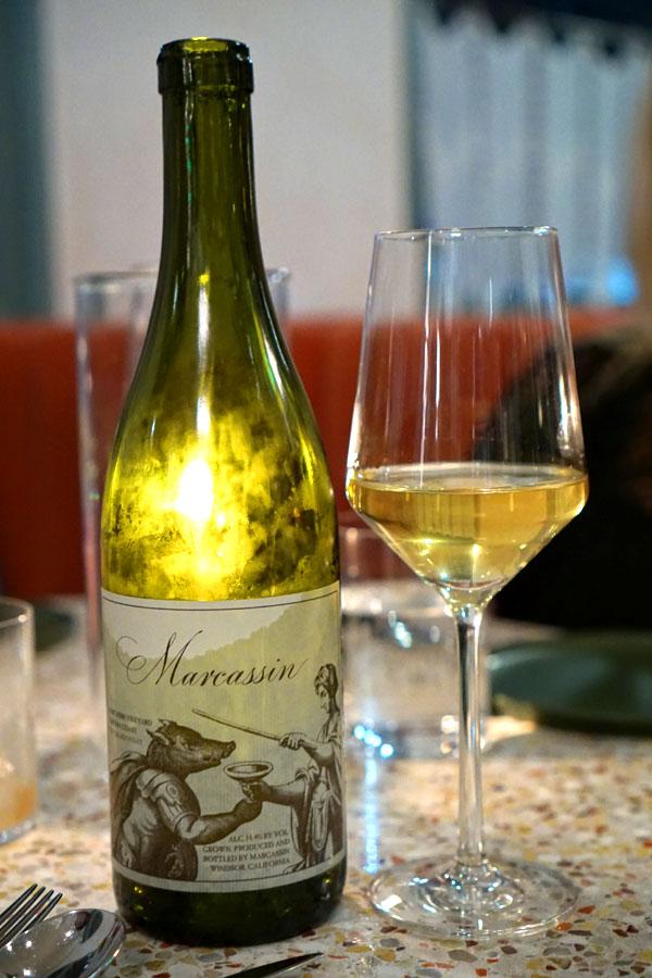 2012 Marcassin Chardonnay Marcassin Vineyard