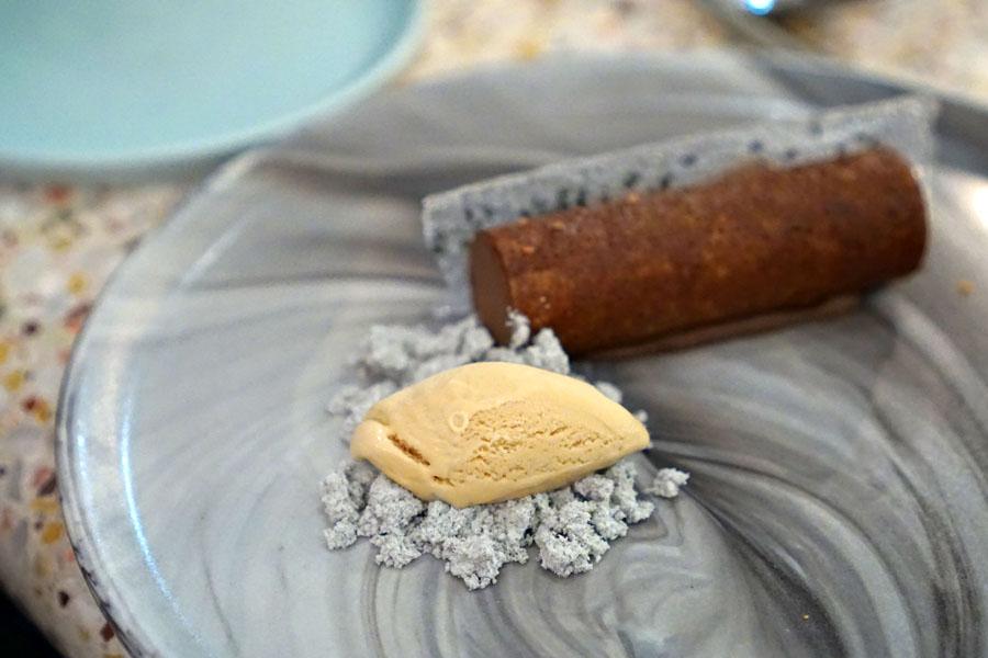 'Carte Blanche' Dessert