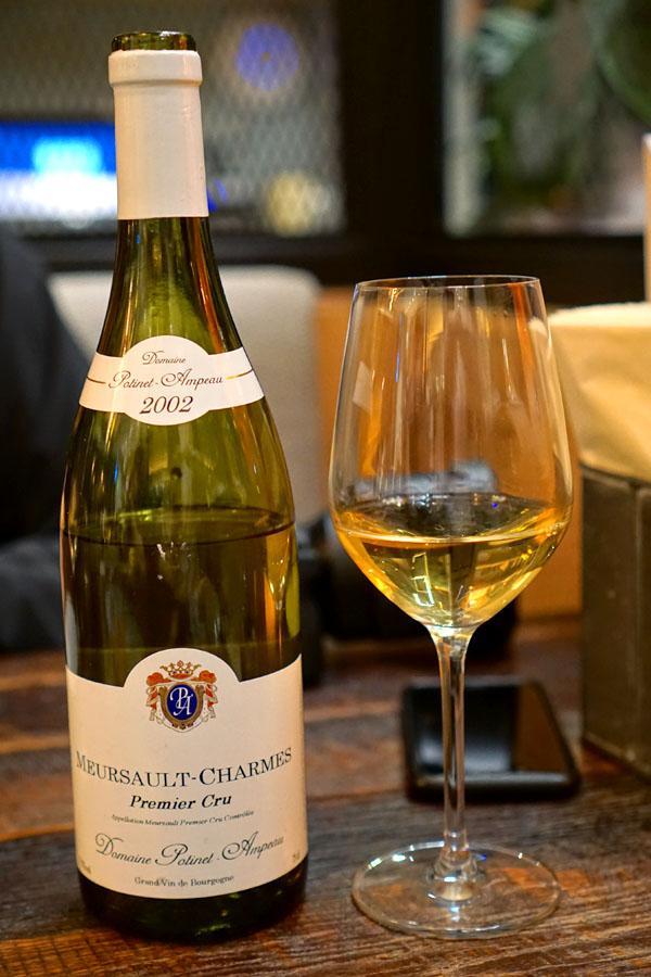 2002 Domaine Potinet-Ampeau Meursault 1er Cru Charmes