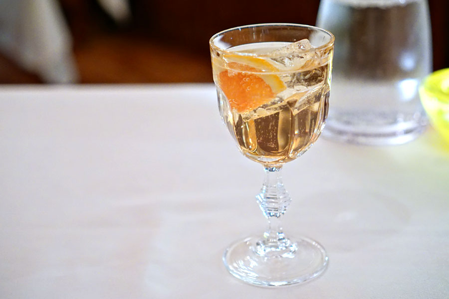 Apperitivo e Assaggi - Aperol Spritz