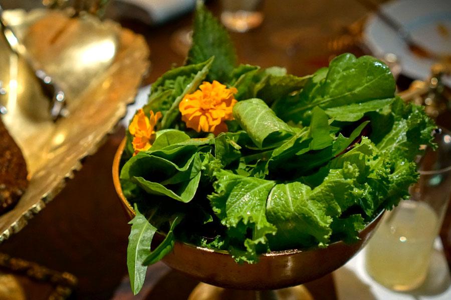 Greens & Herbs