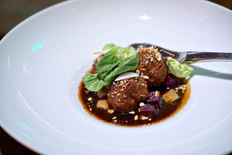 Wagyu Meatballs