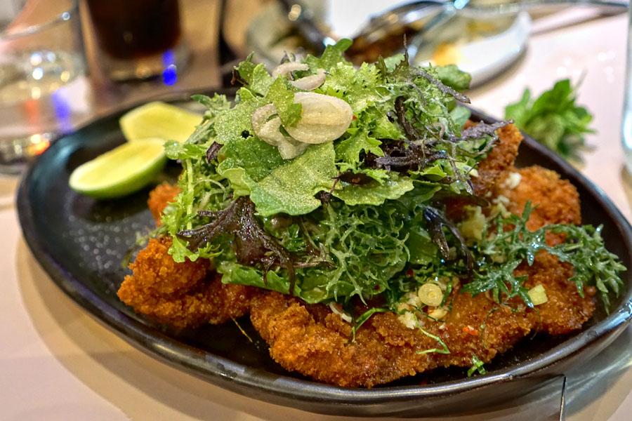 Bangkock Chicken Katsu