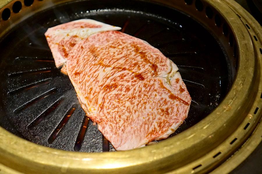 A5 Miyazaki Wagyu (Grilling)