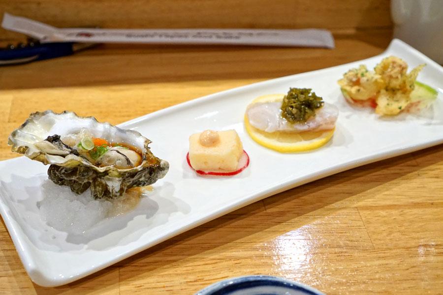 Appetizers / Sakizuke