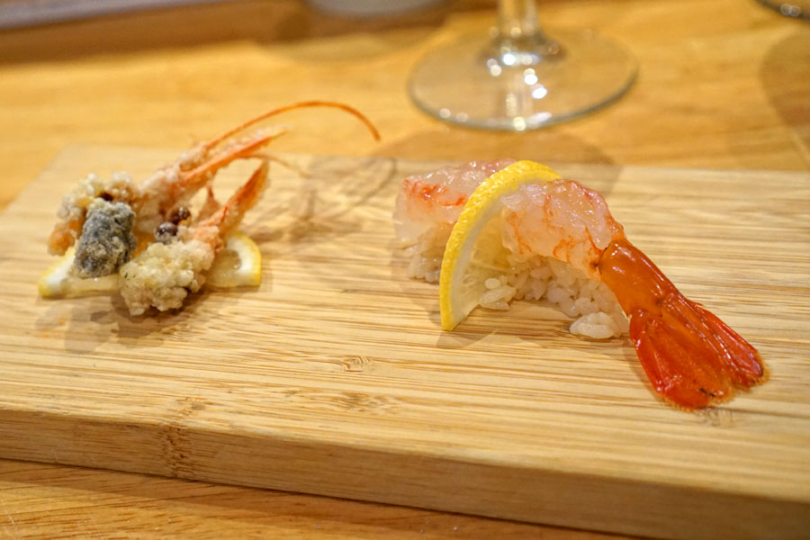 Live Sweet Shrimp / Amaebi