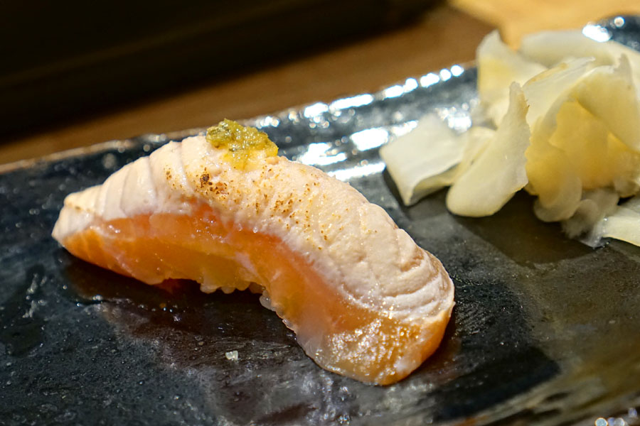 Seared Salmon / Aburi Samon