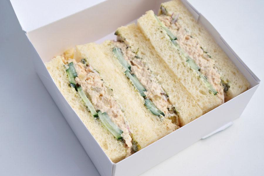 Tunafish Sandwich