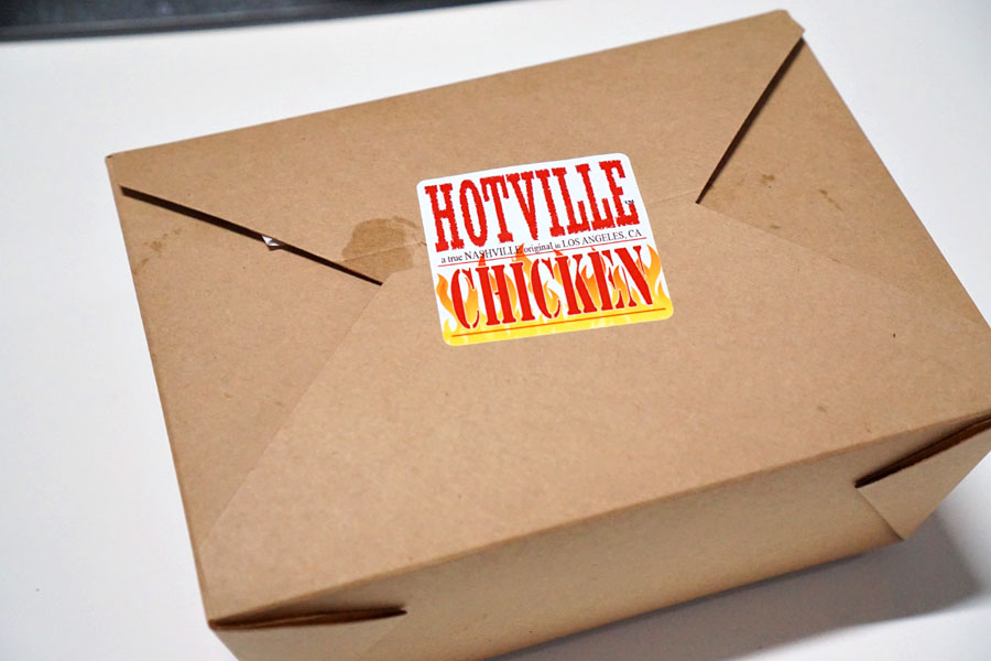 Hotville Chicken Box