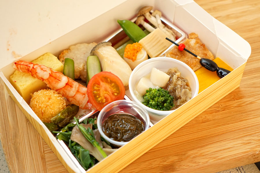 Japanese Appetizer Box