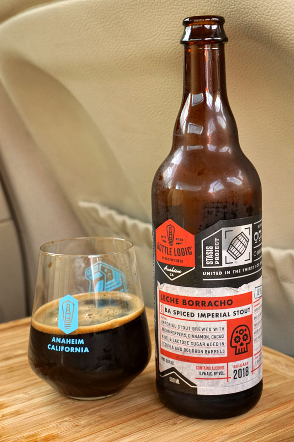2018 Bottle Logic Leche Borracho