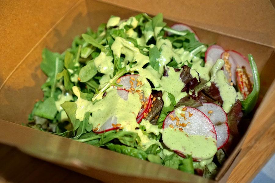 Baby Green Salad