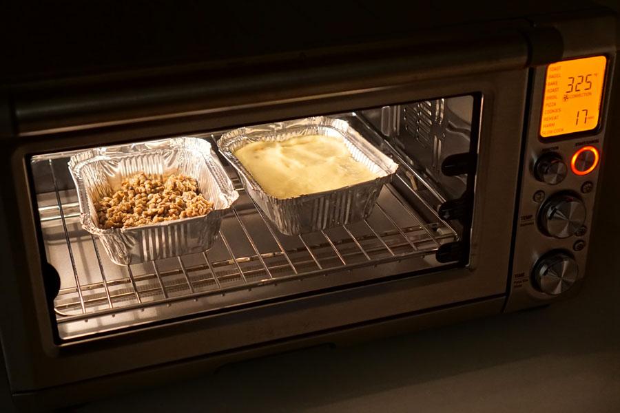 Braised Green Lentils & Hachis Parmentier Baking