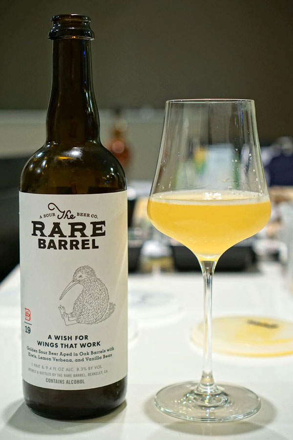 2019 The Rare Barrel A Wish for Wings That Work