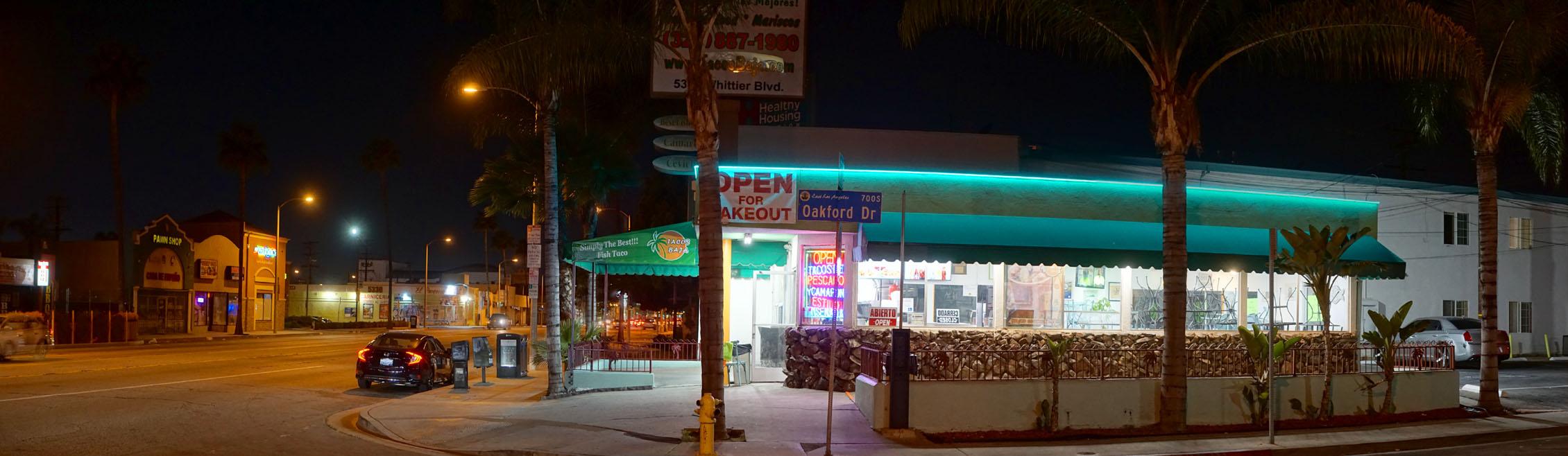 Tacos Baja Exterior