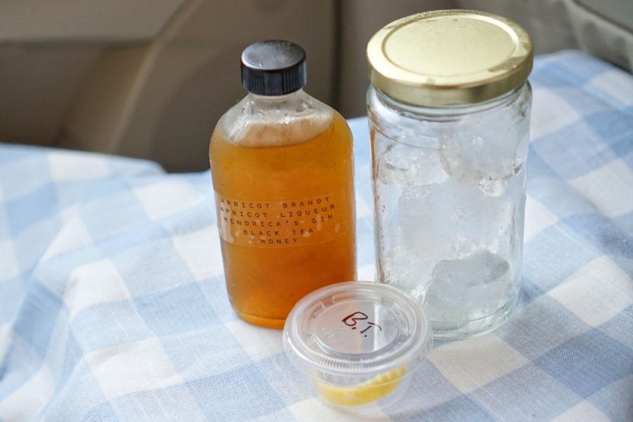 Black Tea, Honey, & Apricot