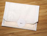 Vespertine Low Country To-Go Menu: Envelope