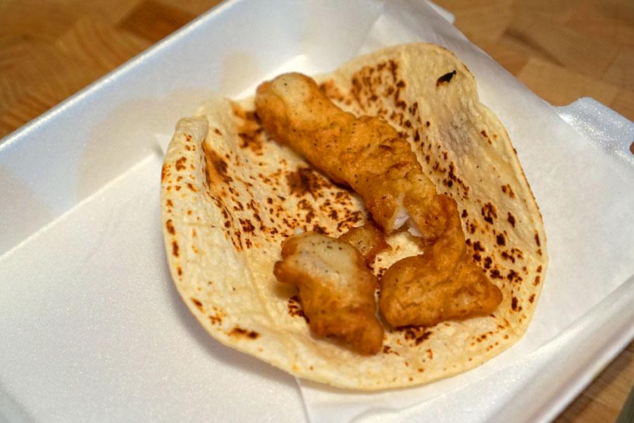 Fish Taco (Bare)