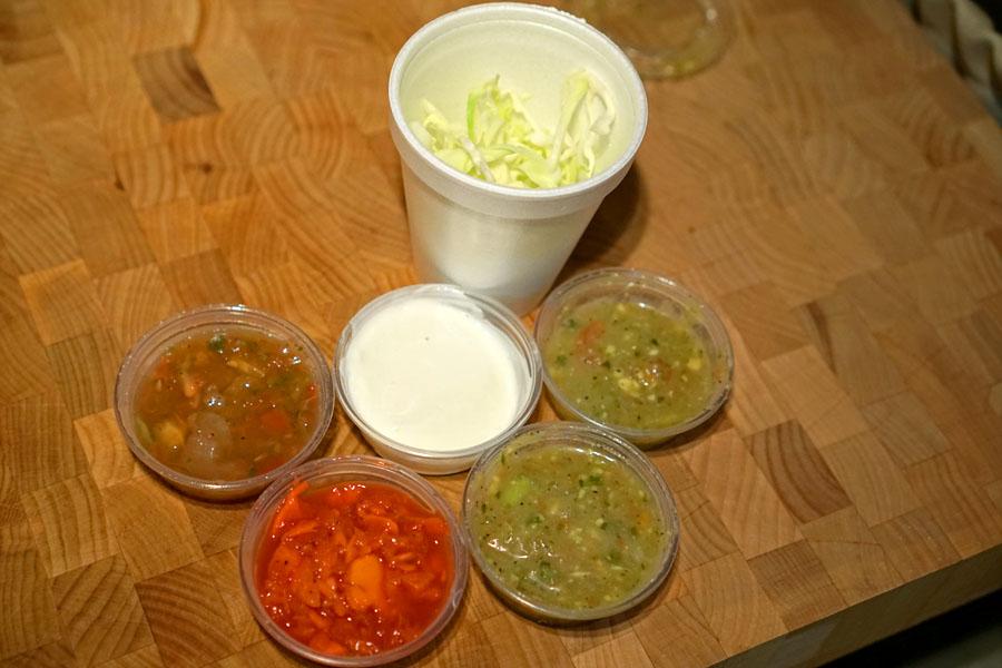 Taco Accompaniments