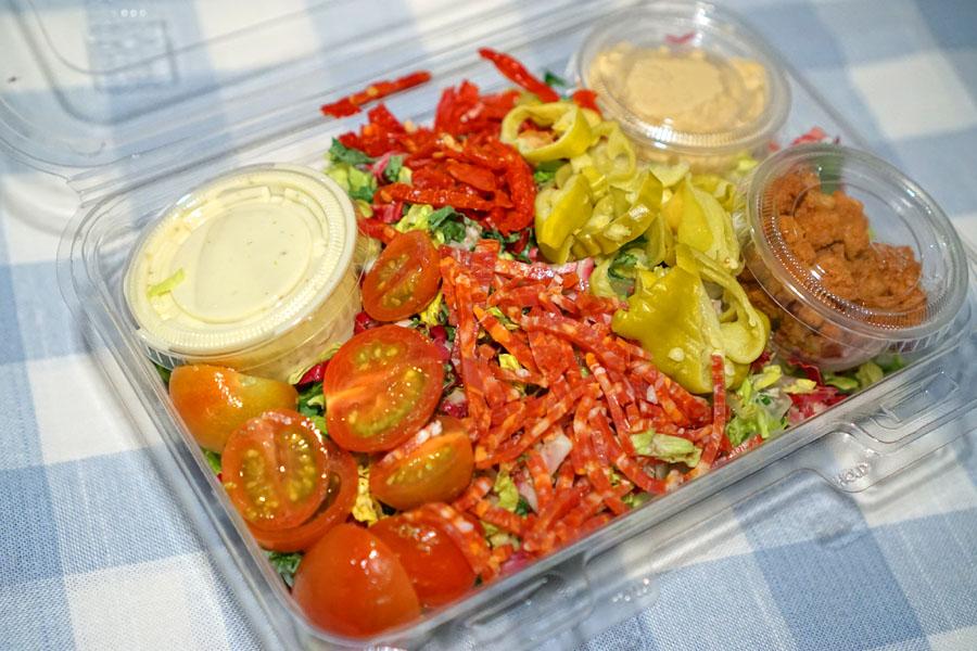 Chopped Salad 'Amigliorata'